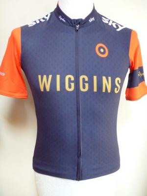 Maillot WIGGINS 2016 (taille XS)