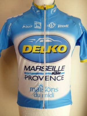 Maillot de pluie style Gabba DELKO-MARSEILLE PROVENCE