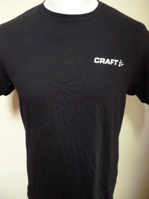 T-shirt noir BORA-HANSGROHE