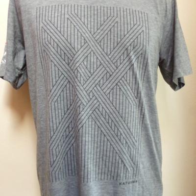 T-shirt gris KATUSHA 2017