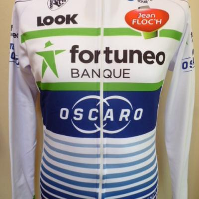 Maillot doublé ML FORTUNEO 2017 (Oscaro, taille S)