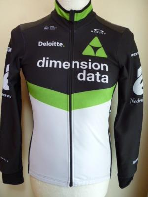 Veste windtex luxe DIMENSION-DATA 2017