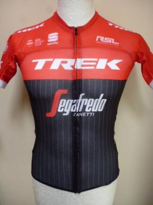 "Maillot TREK-SEGAFREDO ""Ultra-Light"" 2017 (mod.1)"