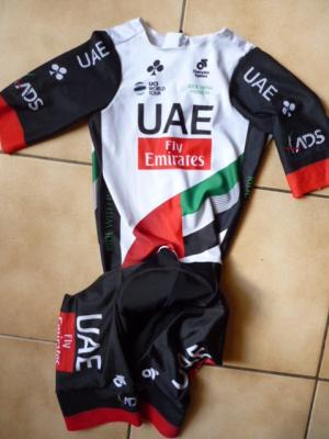 Combinaison CLM UAE-FLY EMIRATES (taille XS)