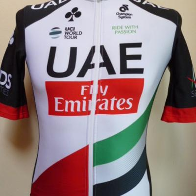 Maillot de pluie style Gabba UAE-FLY EMIRATES