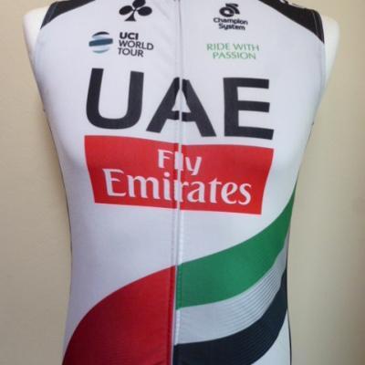 Gilet doublé UAE-FLY EMIRATES