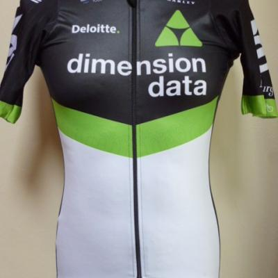 Maillot aéro luxe DIMENSION-DATA 2017