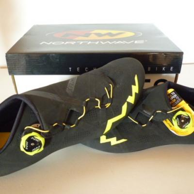 Chaussures NORTHWAVE-Extreme RR noires (taille 43)