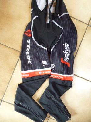 "Collant doublé ""Thermal"" TREK-SEGAFREDO 2017"