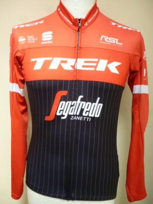"Maillot ML TREK-SEGAFREDO ""Team"" 2017 (mod.2)"