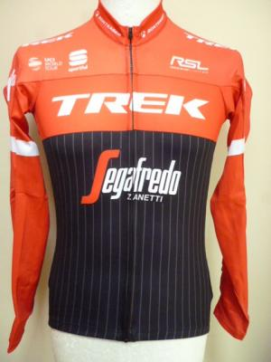 "Maillot ML TREK-SEGAFREDO ""Team"" 2017 (mod.1)"