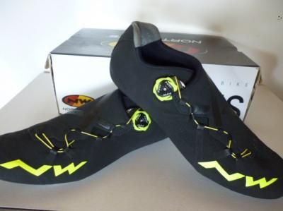 Chaussures NORTHWAVE-Extreme RR noires (taille 45)