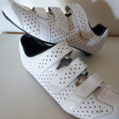 Chaussures RAPHA-Climber blanches (taille 45,5, mod.2)