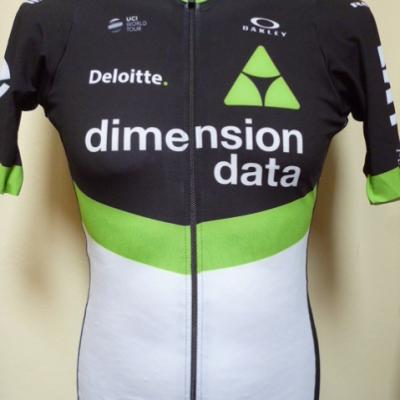 Maillot aéro DIMENSION-DATA 2017 (taille S)