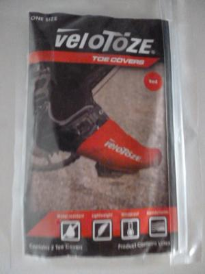 Couvre-chaussures embouts VELOTOZE