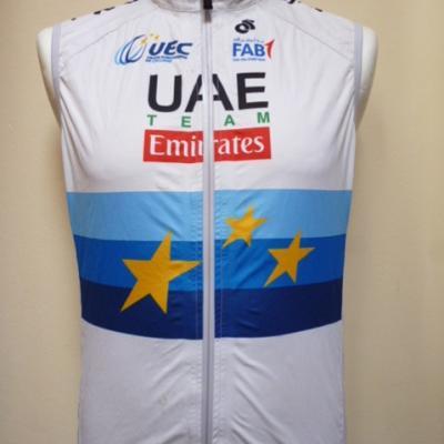 Gilet imperméable UAE-EMIRATES 2018 ch. d'Europe
