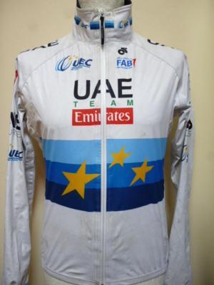 Imperméable UAE-EMIRATES 2018 ch. d'Europe