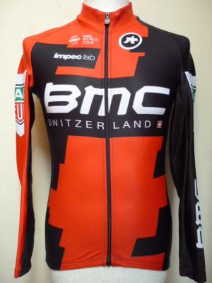 Maillot manches longues luxe BMC 2017
