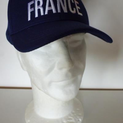 Casquette podium équipe de FRANCE