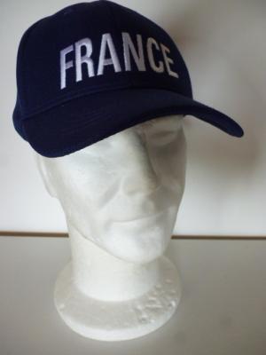 Casquette podium équipe de FRANCE (mod.1)