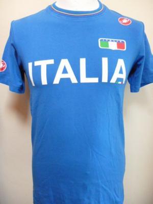T-shirt équipe d'ITALIE 2018