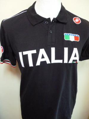 Polo équipe d'ITALIE 2018