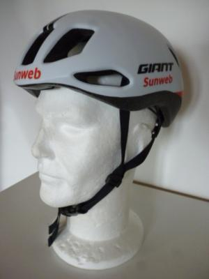 Casque Giant-SUNWEB 2018 (Rivet)
