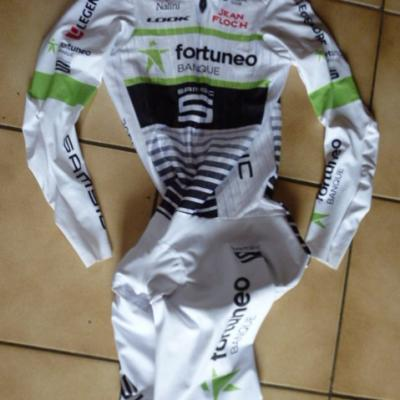 Combinaison CLM FORTUNEO 2018 (taille M)