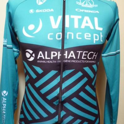 Maillot manches longues VITAL-CONCEPT 2018