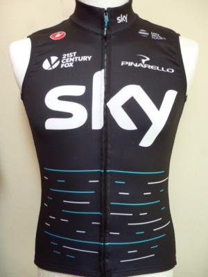 """Gilet """"Thermal"""" noir SKY 2017 (taille XS)"""