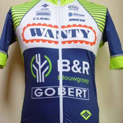 Maillot de pluie style Gabba WANTY 2018 (taille S)