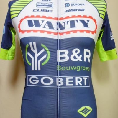 Maillot aéro WANTY 2018 (taille S, mod.2)