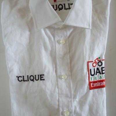 Chemise UAE-TEAM EMIRATES 2018