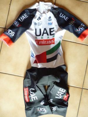 Combinaison CLM UAE-TEAM EMIRATES 2018