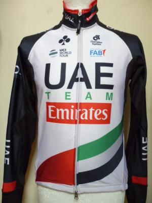 Veste hiver UAE-TEAM EMIRATES 2018