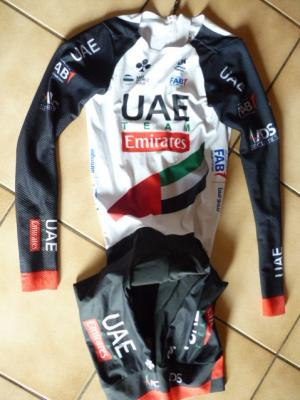Combinaison CLM ML UAE-TEAM EMIRATES 2018