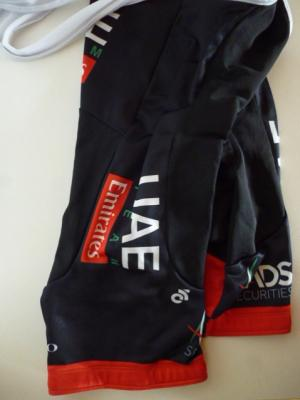 Cuissard doublé UAE-TEAM EMIRATES 2018