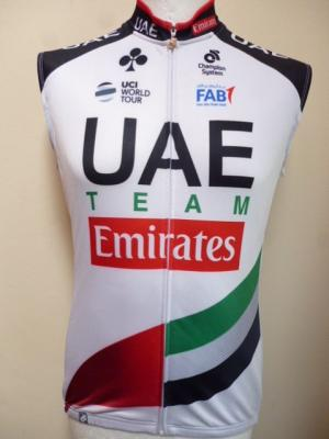 Gilet thermique UAE-TEAM EMIRATES 2018