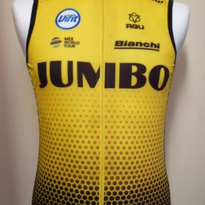 Gilet coupe-vent JUMBO-VISMA 2019 (taille S)