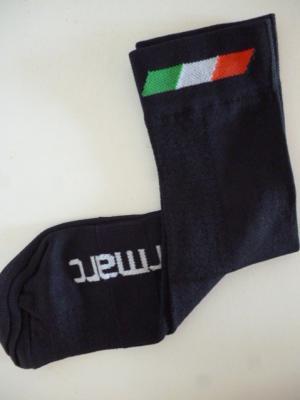 Socquettes Italia-DECEUNINCK-QUICK-STEP 2019 (taille L/XL)