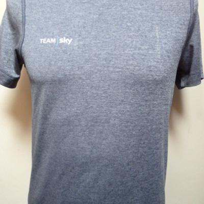 T-shirt gris SKY 2018 (taille XS)
