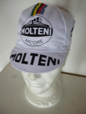 Casquette MOLTENI (champion du Monde)