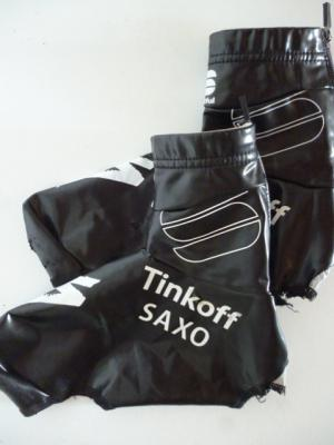 Couvre-chaussures pluie SAXO-TINKOFF
