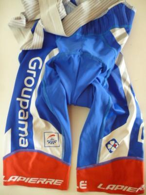 Cuissard luxe GROUPAMA-FDJ (taille M)