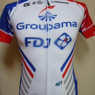 Maillot aéré GROUPAMA-FDJ (taille M)