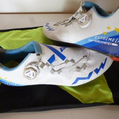 Chaussures NORTHWAVE-Extreme RR Ch. d'Europe (taille 44,5)