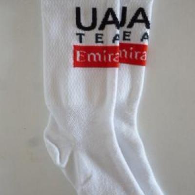 Socquettes luxe UAE-TEAM EMIRATES 2020 (taille XL, mod.2)