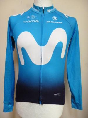 Maillot ML MOVISTAR 2018 (taille S)
