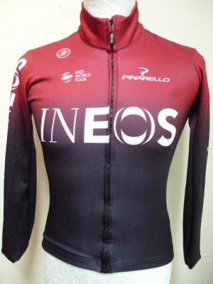 Maillot ML hiver INEOS 2019 (taille XS,