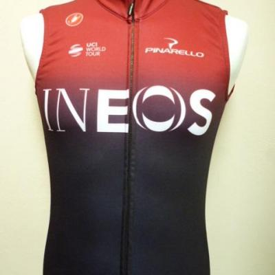 Gilet thermique INEOS (taille XS,
